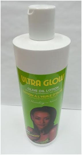 Ultra Glow Olive Oil Lotion
