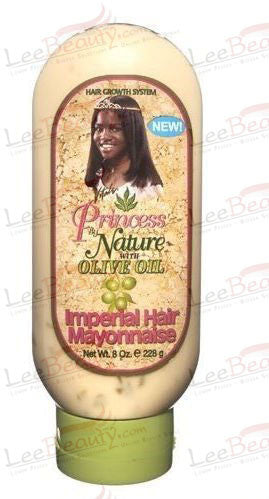 Vitale Princess by Nature With Olive Oil Imperial Hair Mayonnaise