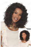 Vivica Fox Deep Lace Front Futura Synthetic Wig Foxy