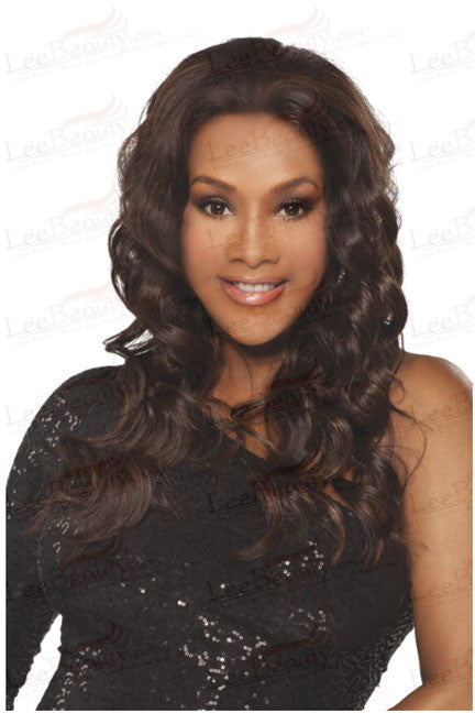 Vivica Fox Deep Lace Front Futura Synthetic Wig Juicy-V