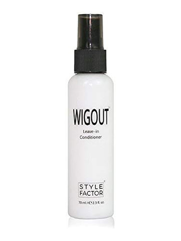 WIGOUT Leave-in Conditioner by Style Factor 2.3 fl.oz.