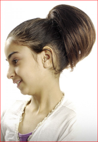 Magic Gold Kid's Yaki CNT  Ponytail