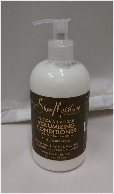 Shea Moisture Yucca and Baobab Volumizing Conditioner