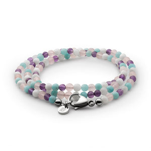 Gemstone Bracelet - Pale