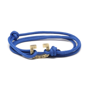 Solid Blue Rope