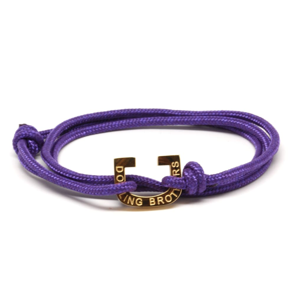 Solid Purple Rope