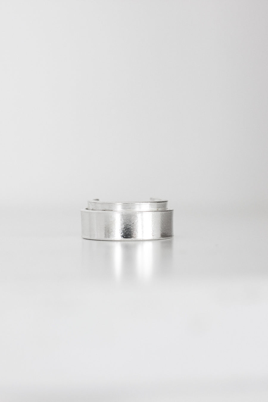 Sterling Silver Double Hoop Studs