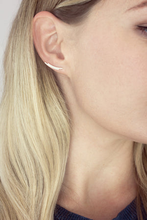 Double Bar Ear Climbers