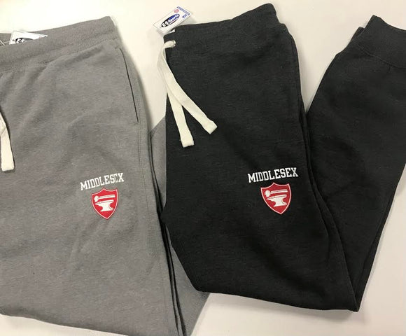 NEW! The Campus Jogger Sweatpant with Shield Logo