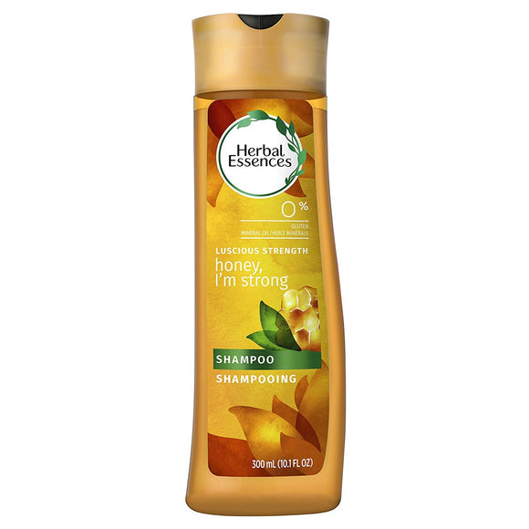 HERBAL ESSENCES HONEY IM STRONG SHAMPOO