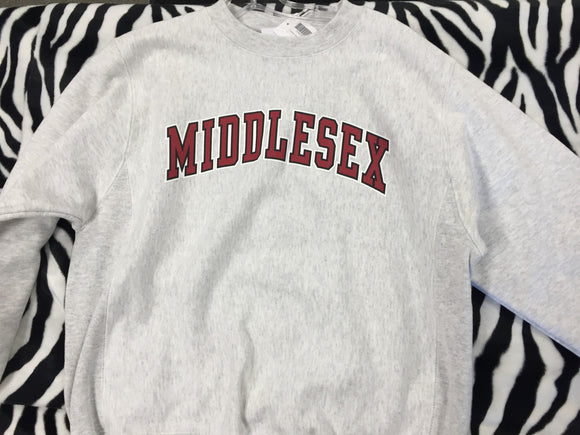 Champion Grey Middlesex Crew Neck