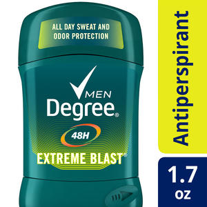 Degree Invisible Solid Antiperspirant Deodorant