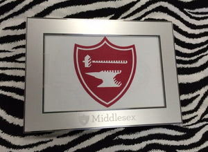 Middlesex Etched Frames - Horizontal