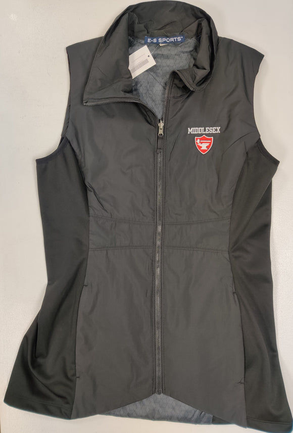 E-S Women's Insulated Puff Vest