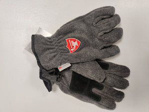 Logofit Charcoal Glove with 3M Thinsulate