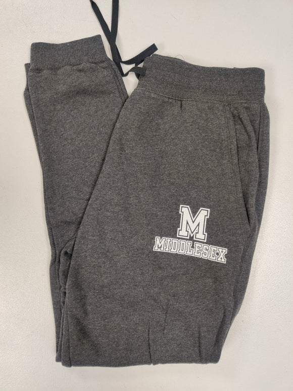 UA Gray Jogger with white MX