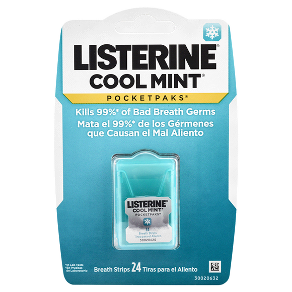 Listerine Breath Strips