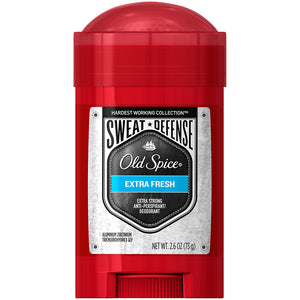 Old Spice Deodorant Sweat Defense Extra Fresh