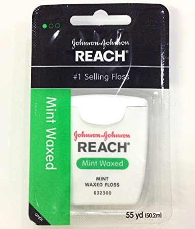 Reach Dental Floss Mint Waxed