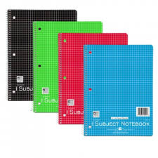 GRAPH NOTEBOOK 100 SHEET ROARING SPR