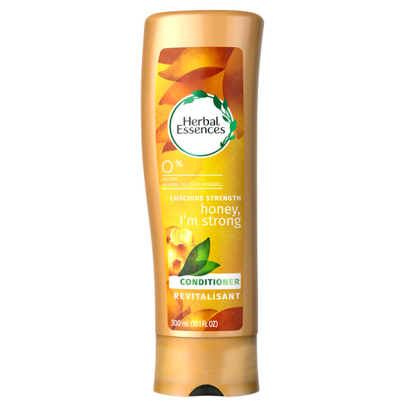 HERBAL ESSENCES HONEY IM STRONG CONDITIONER