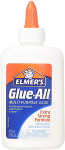 ELMERS GLUE MULTI-PURPOSE 4oz. BOTTLE