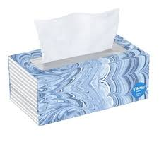 KLEENEX 144 CT TISSUE BOX
