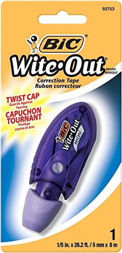 WITE-OUT - BIC CORRECTION TAPE MINI