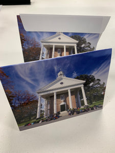 NOTECARD CHAPEL PHOTO TONY RINALDO
