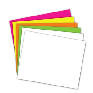 "POSTER BOARD ASST.COLORS 22 X 28"" 6-PLY"""