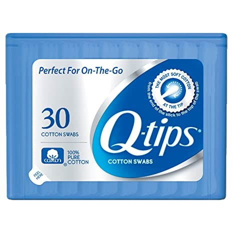 Q-Tips Purse Pack 30 Count