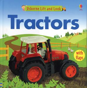 Lift and Look Tractors Ages 3+