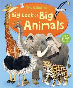 Big Book of Big Animals Ages 4+