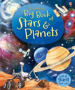Big Book of Stars & Planets 4+