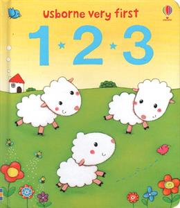 Very first 123 Usborne Book 9M+