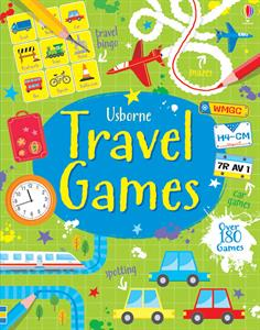 Travel Game Pad Usborne Books Ages 6+