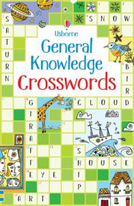General knowledge Crossword Usborne Books 8+