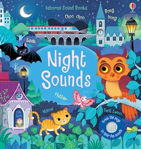 Night Sounds Book Ages 3+
