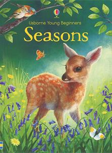 Seasons Usborne Book 6+