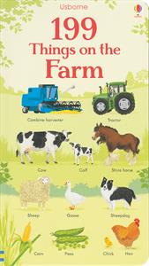 199 Things on the Farm Usborne Book 2+