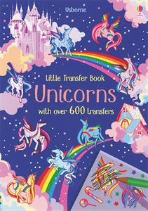 Little Transfer Book Unicorns Ages 4+