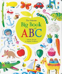 Big Book of ABC ages 4+