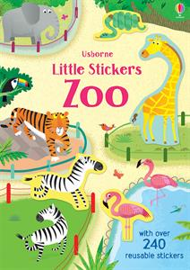 Little Stickers Zoo Ages 3+
