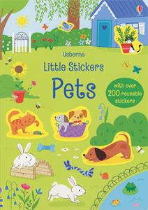 Little Stickers Pets Ages 3+