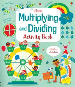 Multiplying and Dividing Activity Book 7+