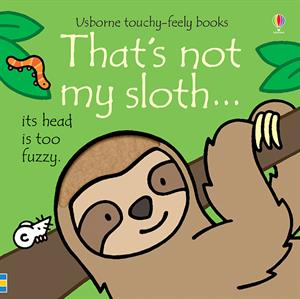 That's not my Sloth 9m+
