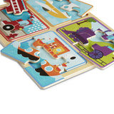 Ready Set Go Wooden Puzzle 2+
