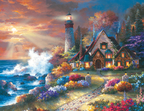 Guardian Light 1000 pc. Jigsaw Puzzle 10+