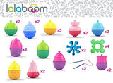 Lalaboom Snap Beads 48 pc. set 10m+
