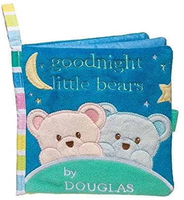 Goodnight Little Bears Soft Book by Douglas